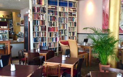 Köln-Blog Nr. 7 – Goldmund Literaturcafé und Restaurant