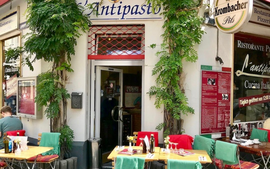 Köln-Blog Nr. 10 – L'Antipasto